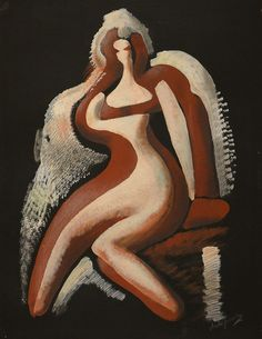 Coquette, 1948, Alexander Archipenko (1887-1964) | Flickr - Photo Sharing!