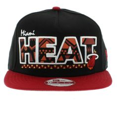 MIAMI HEAT SNAPBACKS 12040