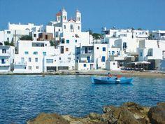 Griekenland: islandhoppen op de Cycladen