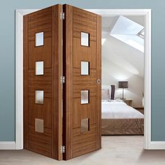 New doors from LPD recently added to our range of Thrufold internal folding doors at www.DirectDoors.com.    #homedesign #modernhome #interiordesigntrends