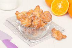 Nodini alla ricotta e arancia