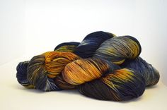 Space Time Continuum ~Dr. WHO inspired yarn