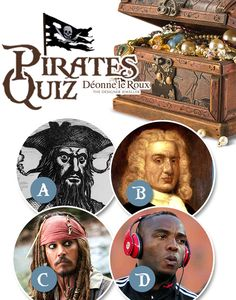 ☠️ PIRATE'S QUIZ 2 ☠️ Who is the hottest pirate of all time? A-Blackbeard; B-Captain Kidd; C-Jack Sparrow; D-Benni McCarthy Winner will be spared from walking the plank and fed to the sharks. Don't miss our Black Friday for the whole month promotion on pearl jewellery. #BlackFriday #DealsonPearls Kolonnade Shopping Centre Woodlands Boulevard