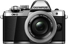 december 2016 week 1 olympus om d e mark ii compact system camera in silver 14 42 ez lens Go To Camera, Home Camera, Camera Case, Camera Lens, Image Sharing App, Wi Fi, Canon Kamera, Kit, Sony