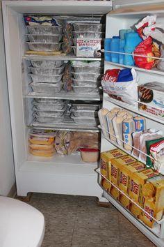 Slightly Crunchy Mom: Freezer cooking 101
