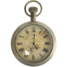Authentic Models Victorian Pocket Watch (€45) ❤ liked on Polyvore featuring jewelry, watches, accessories, fillers, clocks, pocket watch, authentic models, dial watches, victorian pocket watch and victorian watches