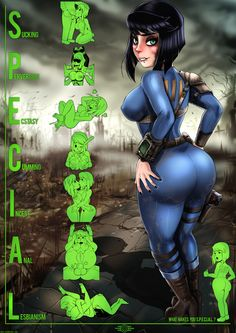 Fallout 4: What Makes You Special?