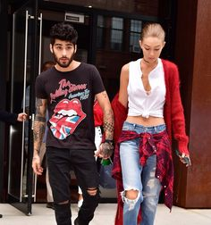 Zayn Malik Supports Gigi Hadid at NYFW After Canceling His Dubai Show Due to Anxiety