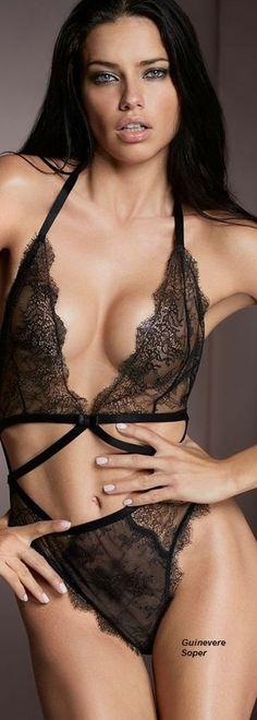 Adriana Lima ✾ for Victoria Secret