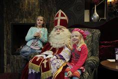 Sinterklaas Mijdrecht bij Restaurant Meesters in samenwerking met Myra de Groot entertainment producties.