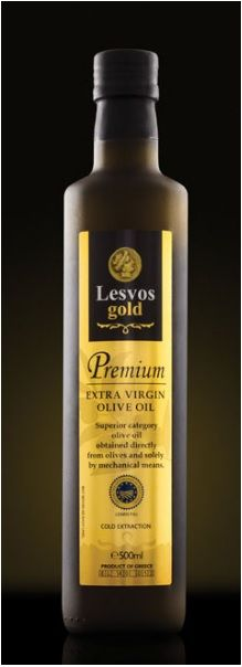 Extra Virgin Olive Oil from Lesvos island in Greece, selected by www.soilandsun.co.uk