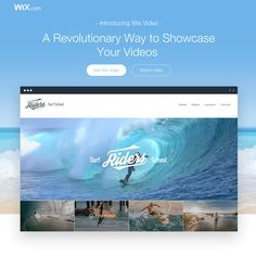 Wix Video: Showcase and Sell Your Videos Online