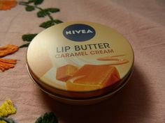 nivea caramel lip butter - Google Search