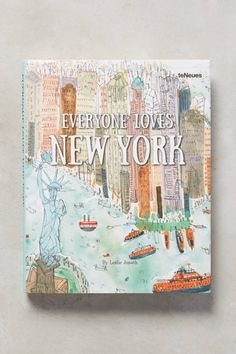 Everyone Loves New York | Pinned by topista.com