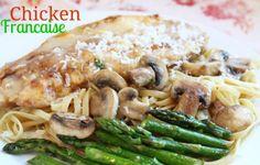 Chicken Francaise Recipe @createdbydiane