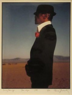 Sammy Davis, Jr., Las Vegas by Annie Leibovitz