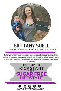 Top 5 Tips to Kickstart Your Sugar Free Lifestyle Group Fitness, Health Fitness, No Sugar Foods, Sugar Free Recipes, Helping Others, Free Food, Psychology, Lifestyle, Tips