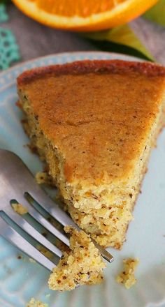 Discover best 3 healthy cake recipes that make your good healthy, low-calorie but still delicious. Baking Recipes, Cake Recipes, Dessert Recipes, Orange Recipes Baking, Breakfast Recipes, Just Desserts, Delicious Desserts, Plain Cake, Walnut Recipes