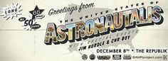 Astronautalis at The Republic - http://fullofevents.com/hawaii/event/astronautalis-at-the-republic/