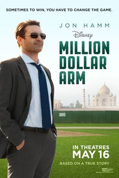 Million Dollar Arm Official Website presented by Disney Movies