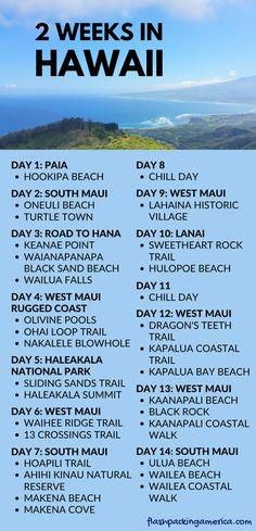 Maui Hawaii itinerary: Things to do on Maui Hawaii list - Maui Hawaii vacation ideas and Hawaii travel destination tips. Maui Hawaii things to do list, place - Hawaii Maui, Lahaina Maui, Vacation Ideas, Hawaii Vacation, Us Vacation Spots, Maui Honeymoon, Vacations In The Us, Dream Vacations, Maui Travel