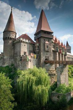 Hunedoara Castle,Romania