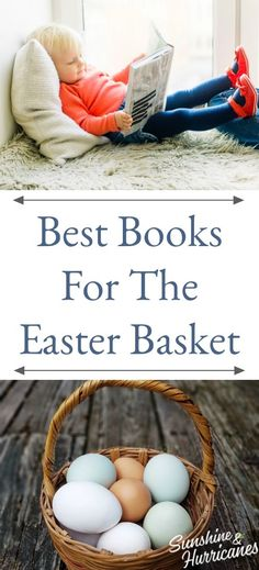 The Best Books for Your Child's Easter Basket Best Books for the Easter Basket. Tons of Easter books for toddlers to older kids. Board books, picture books and even chapter books your kids will love reading! Easter Party Games, Easter Books, Kids Board, Toddler Books, Craft Stick Crafts, Diy Crafts, Easter Crafts For Kids, Picture Books, Easter Baskets