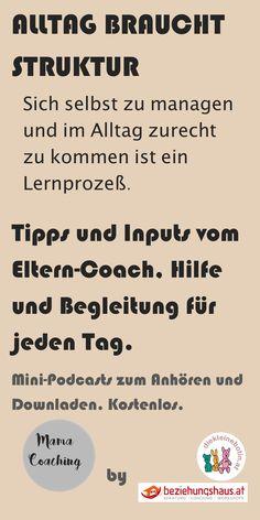 Tipps und Inputs vom Familylab Eltern-Coach für jeden Tag. Alltag und Erziehung erleben. Kostenlose Podcasts, empfohlen von Jesper Juul.