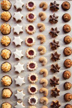 Bavarian Christmas Cookies