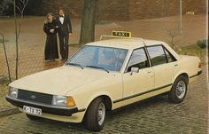 #‎ThrowbackThursday‬ - Launched in September 1977, the Mk II Granada was so popular amongst cabbies that Ford launched a special Taxi edition, which included a foot-operated panic button in the driver's foot well that triggered an alarm.