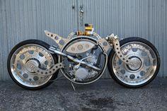 Visit The MACHINE Shop Café... ❤ Best of Bikes @ MACHINE ❤ (Built by RK Concepts 'Bearing')