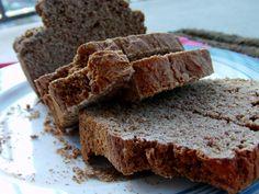 No Yeast Buckwheat Spelt Bread