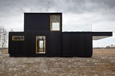 MODULAR HOUSE FROM ESTONIA
