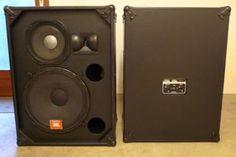 1 Paar JBL Pro PA25104 PA Boxen Made by Harman Deutschland