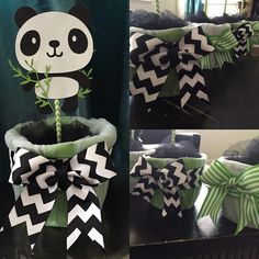 Need some inspiration to throw the ultimate panda party? Look no further because I am going to show you some great ideas to throw a panda birthday or baby shower! Panda Party Favors, Panda Birthday Party, Baby Birthday, Baby Shower Themes, Baby Boy Shower, Baby Shower Decorations, Shower Ideas, Erwarten Baby, Panda Decorations