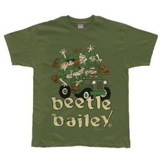 Beetle Bailey - Group T-Shirt