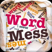A different kind of word game. Very Engaging! WORD MESS