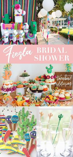 Find unique fiesta bridal shower ideas for your fiesta bridal shower! Throwing a Cinco de Mayo party? You'll definitely find some great inspiration for your party! Fiesta Party Decorations, Bridal Shower Decorations, Unique Bridal Shower, Bridal Shower Party, Mexican Bridal Showers, Fiesta Bridal Showers, Bridal Shower Welcome Sign, Couple Shower, Marie