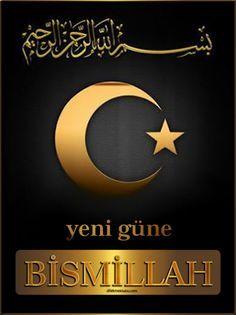 Yeni bir güne Bismillah Sabaha Kavuşturan Rabbime Şükürler Olsun. Huzurlu Sabahlar Yeni Güne Bismillah Hayırlı sabahlar ...
