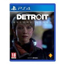 Detroit: Become Human (PS4) PRE-ORDER 26/05/2018 £53.99 Ps4 Hacks, Playstation Games, Detroit, Baseball Cards