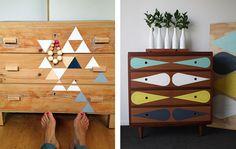 Muebles con chalk paint