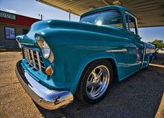 1957 Chevy Cameo