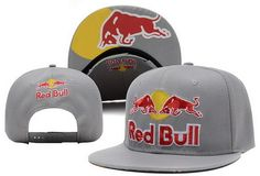 Red Bull Snapback Grey|only US$20.00 - follow me to pick up couopons.