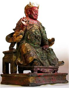 Pin By Doc Nirvana On Kuan Yu God Of War Brotherhood Pinterest - China unveils colossal 1320 ton god of war statue