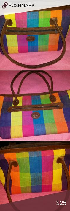 Beach Tote Colorful From Guatemala Colorful and We'll Made Tote Guatemala  Bags Totes