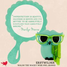 Quirky quotes to give you confidence