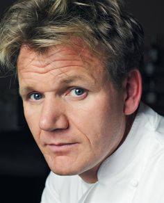 Gordon Ramsay, breakfast chef