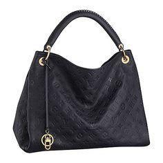 Louis Vuitton Empreinte Artsy MM Black