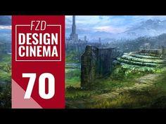 Design Cinema – EP 70 - Let's Draw: Morrowind & Oblivion - YouTube