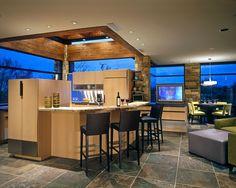 The Rusnak Residence by Douglas Fredrikson Architects